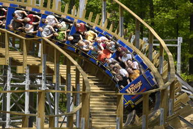 the voyage rollercoaster