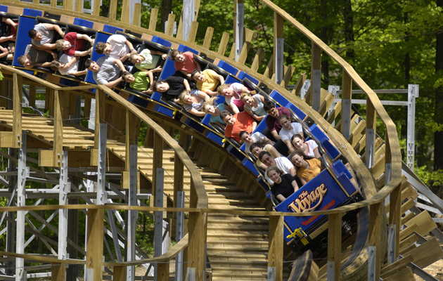 The 12 Best Roller Coasters in America