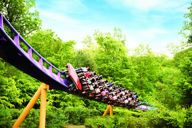 apollo's chariot rollercoaster
