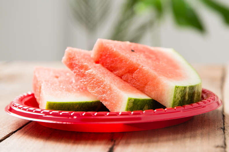 watermelon slices cookout sides