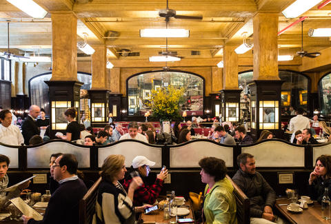 Iconic Places To Eat In New York City