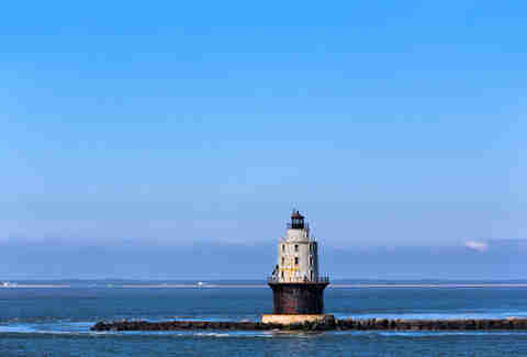 Harbor of Refuge Lighthouse