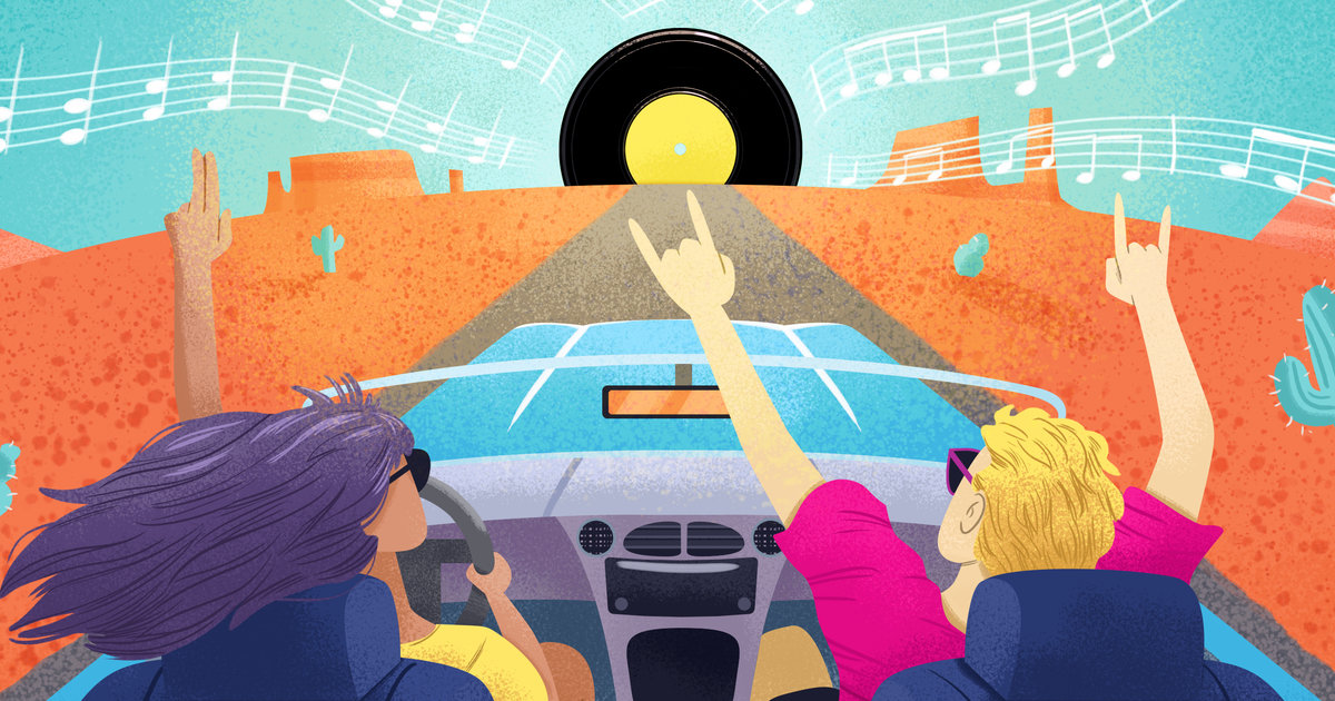Best Driving Songs Ever A Road Trip Playlist Thrillist