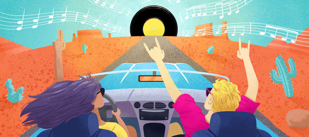 Best Driving Songs Ever: A Road Trip Playlist - Thrillist