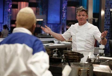 Gordon Ramsay bobby Flay Cook Off