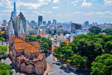 Notre Dame Cathedral Basilica of Saigon, Ho Chi Minh City