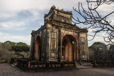 Tomb of Tu Duc near Hue