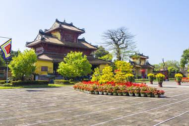 Hue Imperial enclosure, Hue, Vietnam