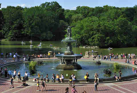 Things to do in central park in nyc thrillist for Things to do at central park