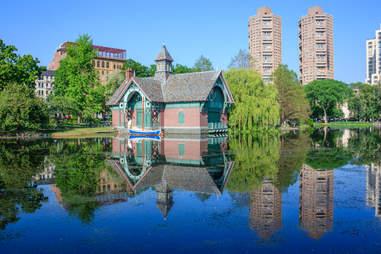 harlem meer central park