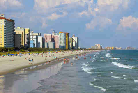 Things to do in myrtle beach sc that aren 39 t tourist traps thrillist for Things to do in garden city sc