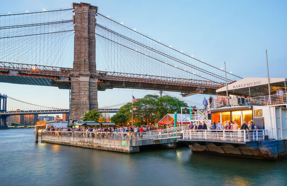Best Public Places To Drink Outside In Nyc Parks Beaches