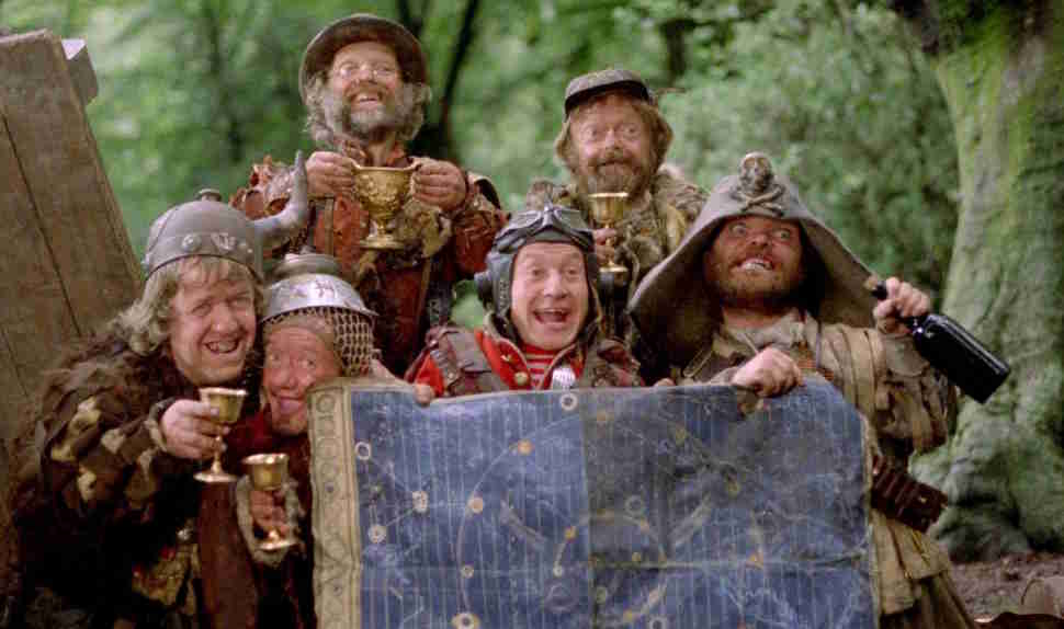time bandits map