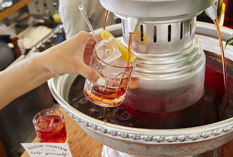 negroni fountain