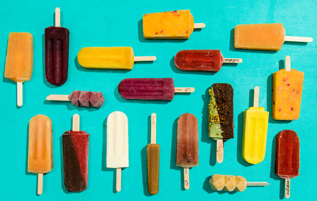 11 Next-Level Popsicles for Shameless Grown-Up Indulgence