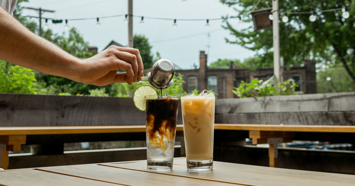 13 Innovative Cold Coffee Drinks That'll Get You Through Summer