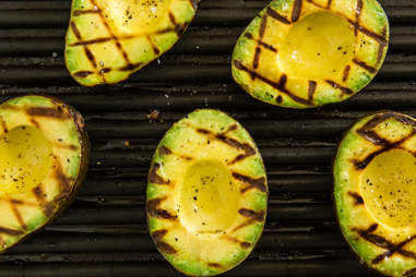 grilling avocados
