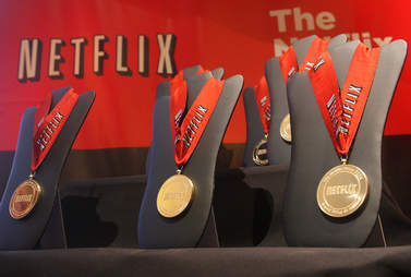Netflix Prize Medals