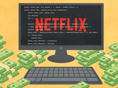 Thrillist Netflix Prize