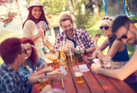 Drinking Card Games: 6 Easy Card Drinking Games - Thrillist