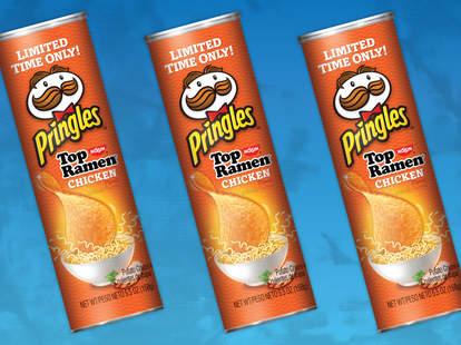 ramen-flavored pringles