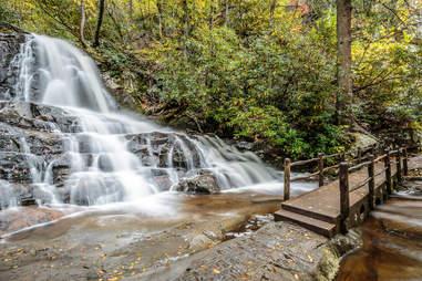 Rocky mountain national park - Laurel Falls