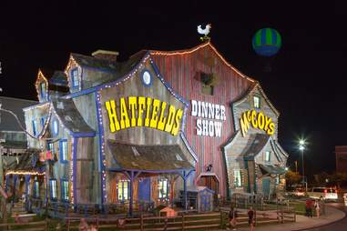 Hatfield & McCoy Dinner Feud