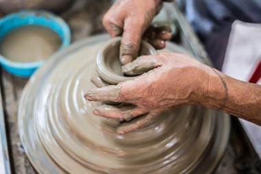Ceramics in Dillsboro