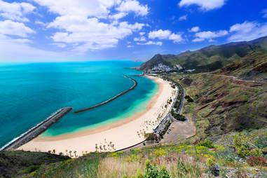 Valle Gran Rey, Santa Cruz de Tenerife, Spain