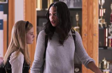 Betty Brant and Liz Allan in Spider-Man: Homecoming