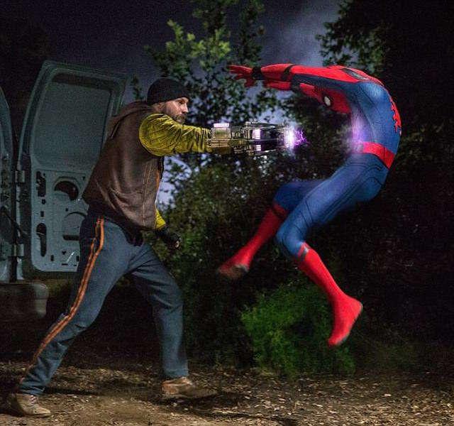spider-man homecoming shocker