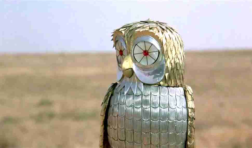 bubo clash of the titans prop
