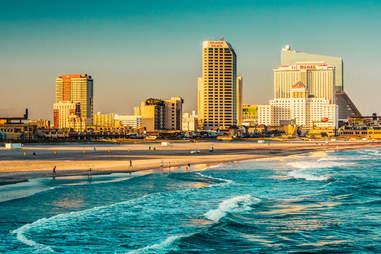 cheapest beach cities
