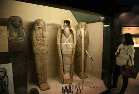 Inside Ancient Egypt Exhibition