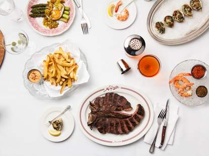Alfred's Steakhouse