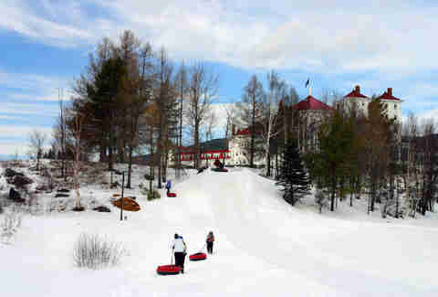 Bretton Woods Skiing