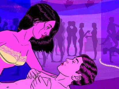 Underground Sex parties