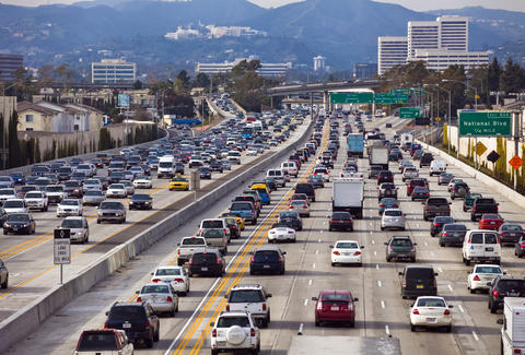 Worst traffic in United States