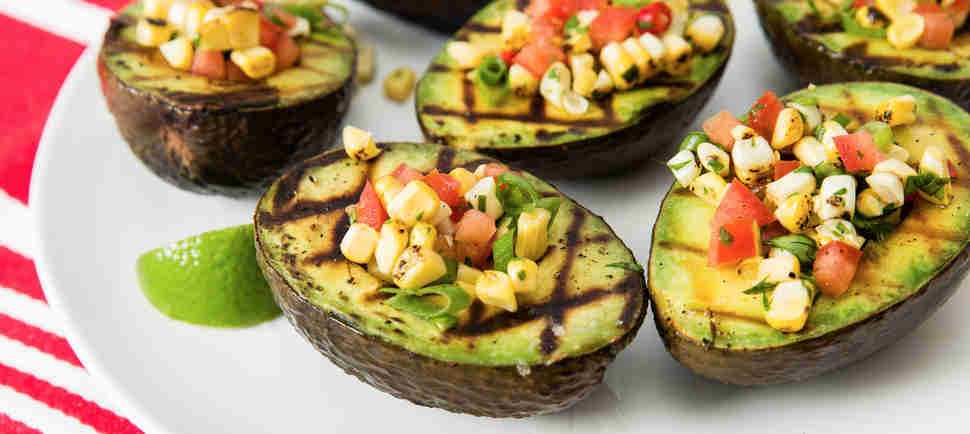 If You Aren't Grilling Avocado, You Aren't Living Your Best Life