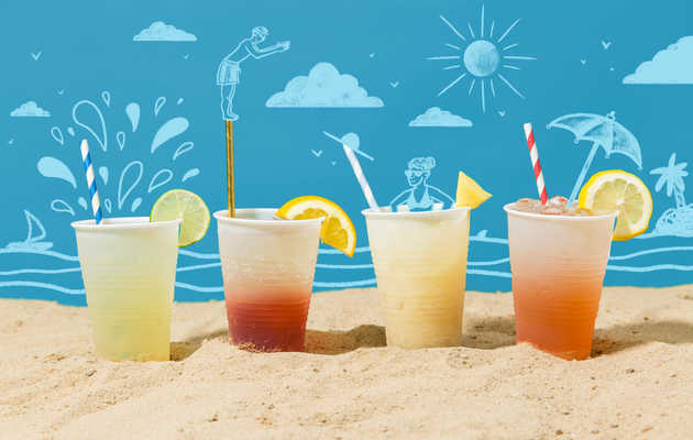 How to Make Pre-Batched Cocktails for the Beach and Win Summer