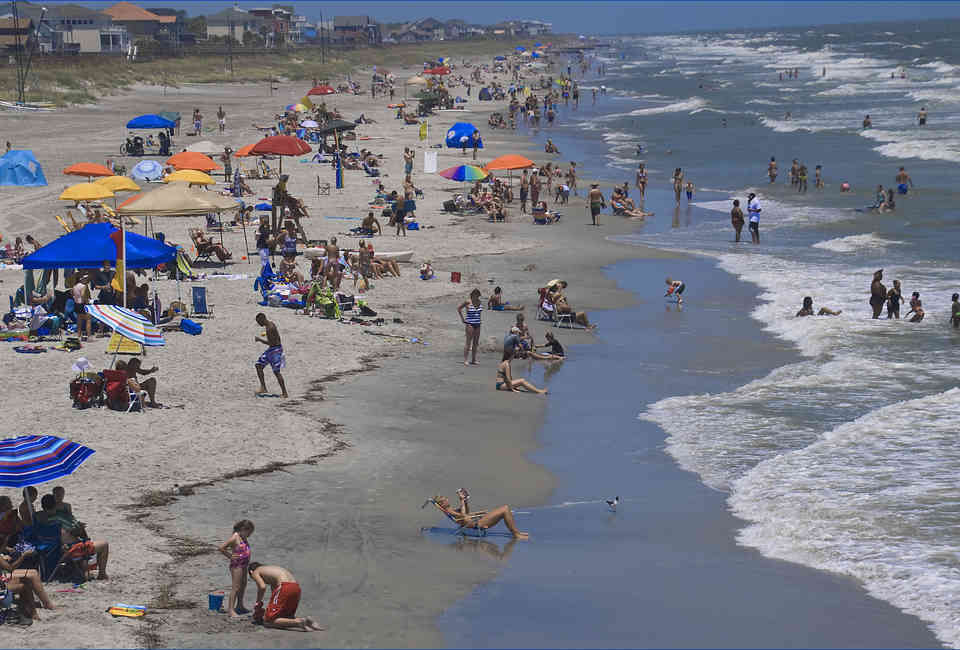 Best Beaches Near Charleston, South Carolina for Summer Day Trips