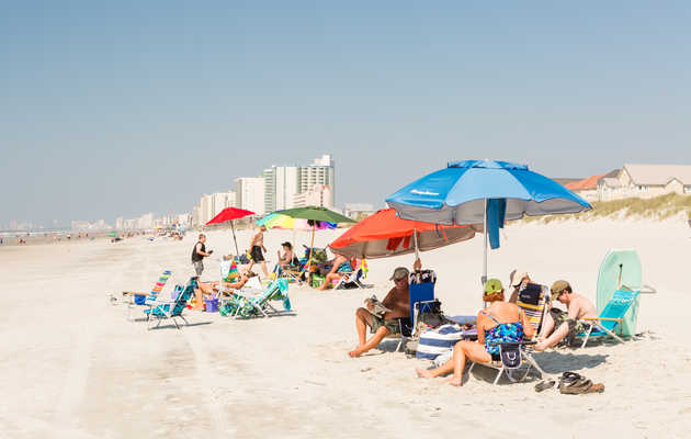 The Best Beaches for a Day Trip From Charleston