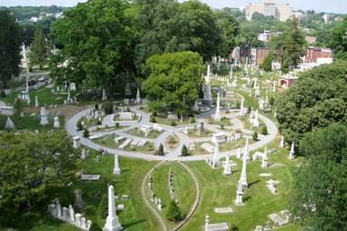 Laurel Hill Cemetery