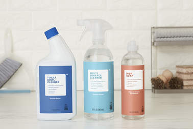 brandless cleaning products