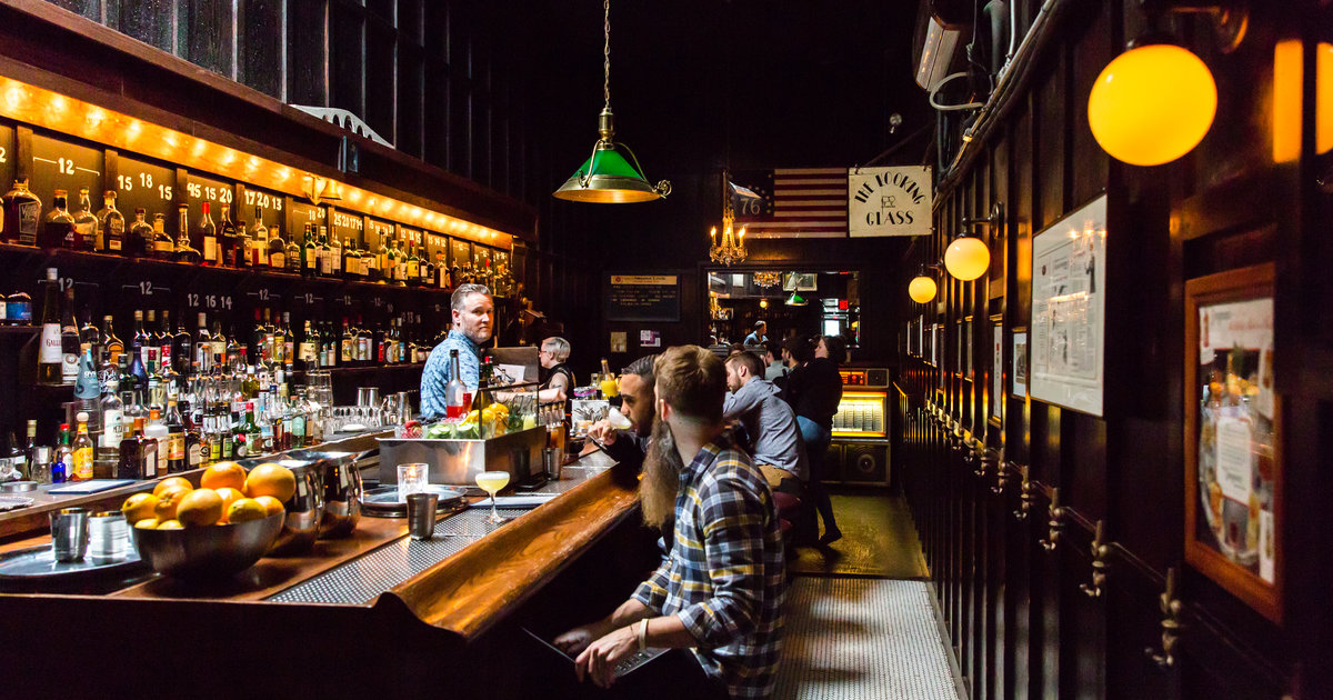 Most Important Nyc Bars A New York City Bar Bucket List