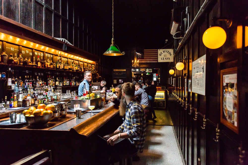 Most Important NYC Bars: A New York City Bar Bucket List - Thrillist