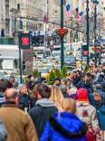 New York City Crowds