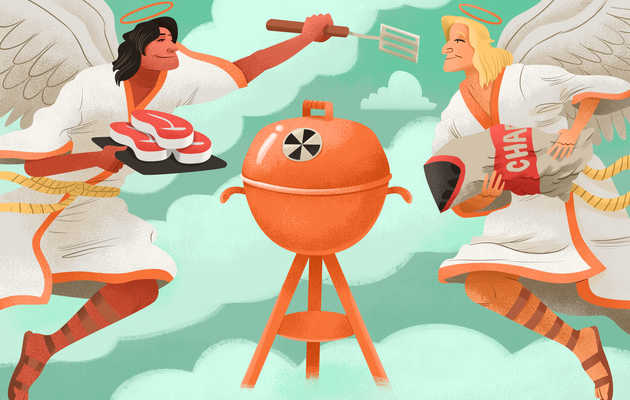 The Golden Rules of Grilling