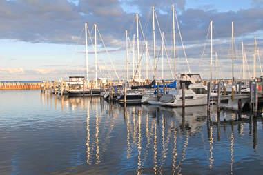 Northport, MI Harbor