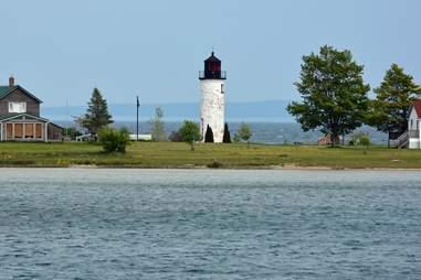 Beaver Island Harbor